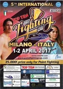 Point Fighting Cup 17 2