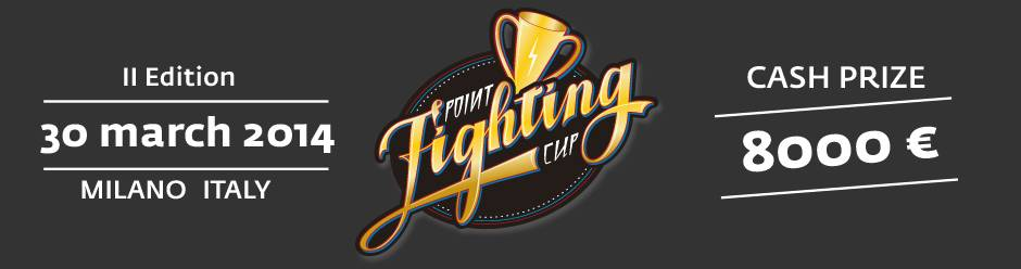 Promo Point Fighting Cup 30 Marzo 2014