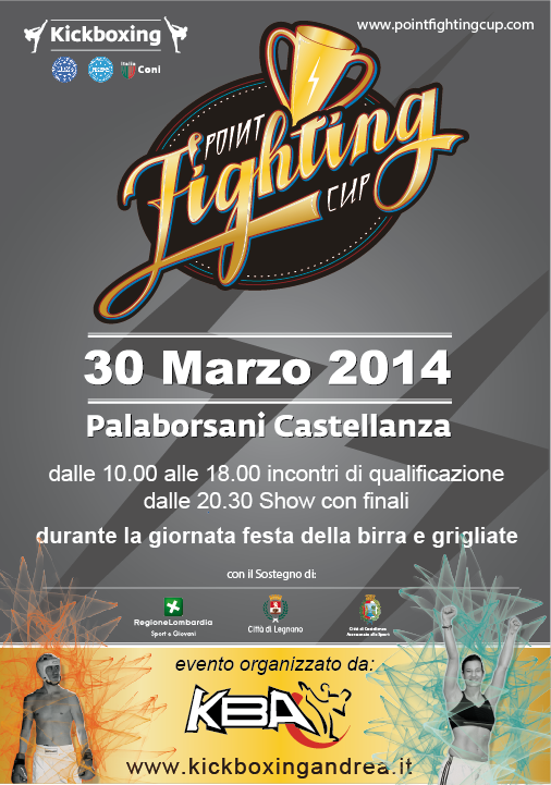 2°Point Fighting Cup
