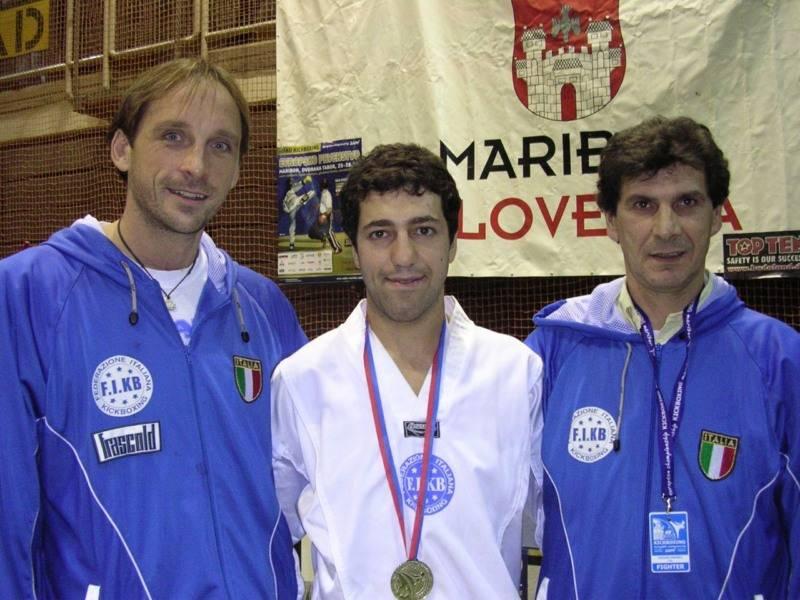 Campionati Europei 04
