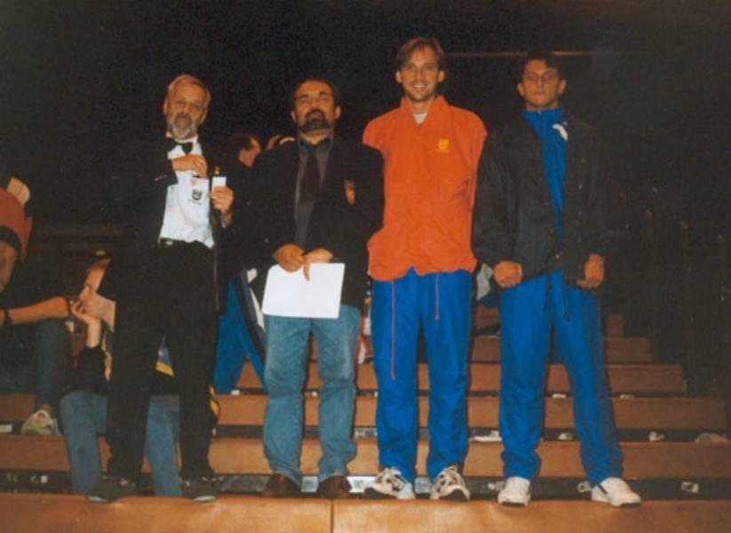 Mondiali IAKSA 97
