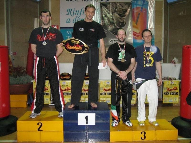Golden Belt 2006
