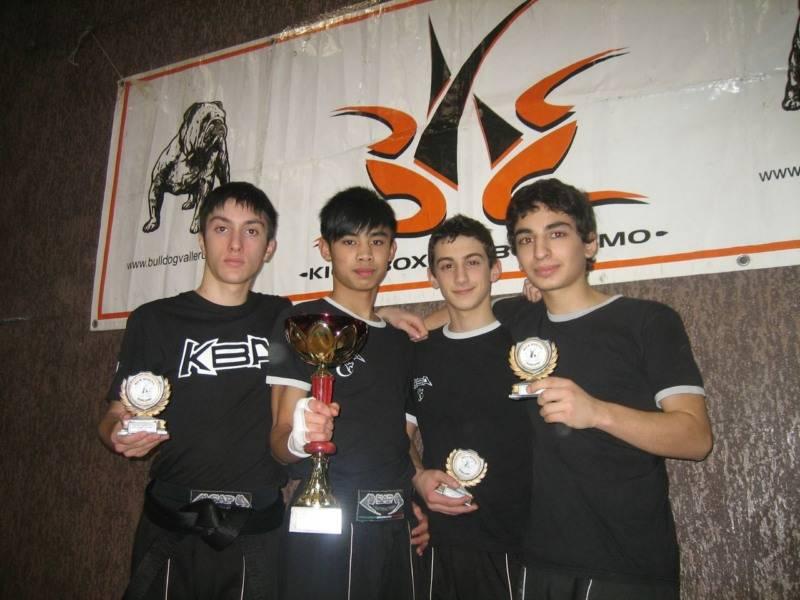 Campionato Regionale 1 fase