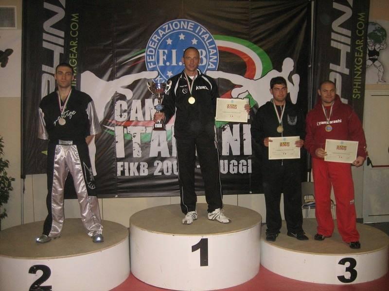 Campionati Italiani 09