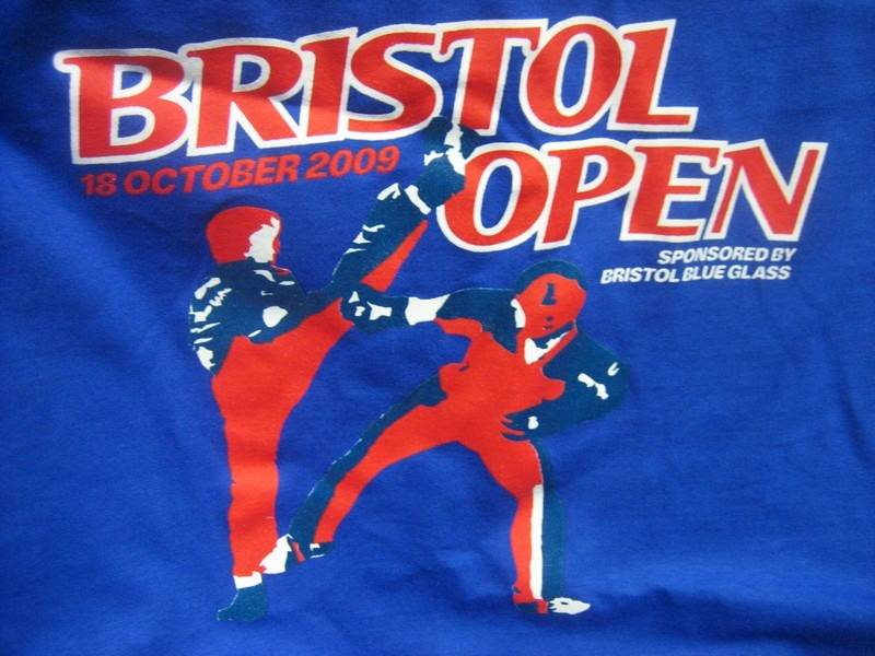 Bristol Open 09