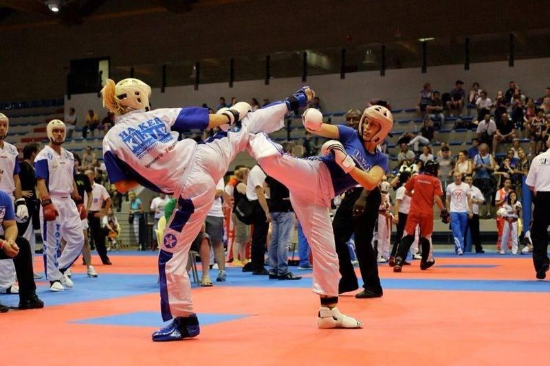 KBA Ongaro B.Fit al Best Fighter