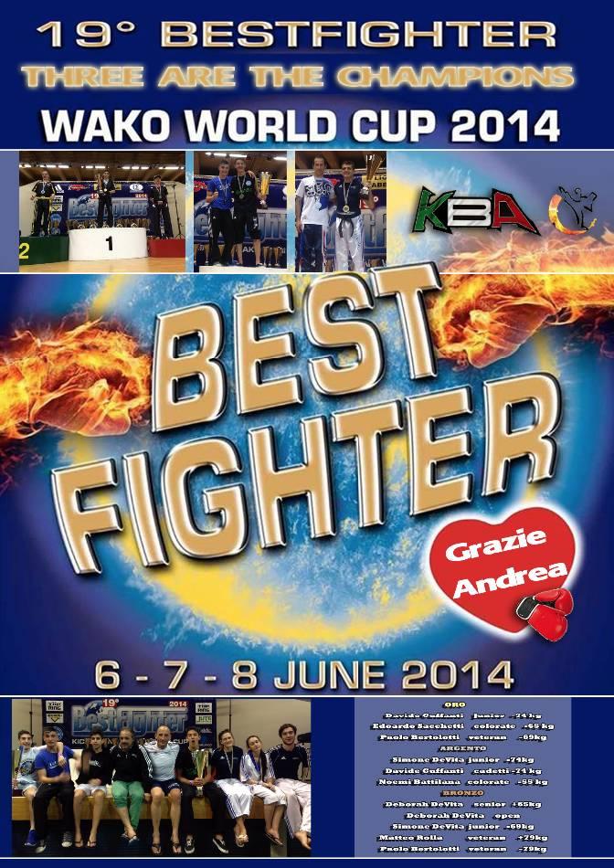 Coppa del Mondo Best Fighter