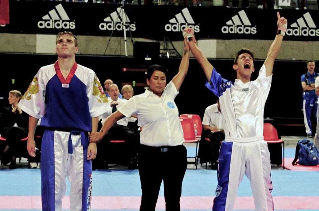 Davide Guffanti Campione del Mondo