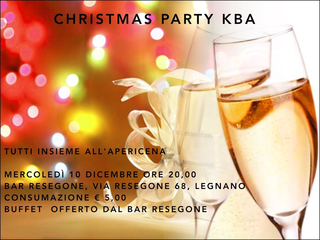 Christmas Party KBA