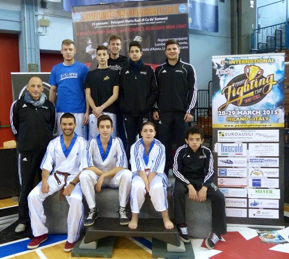 1°Campionato Interregionale