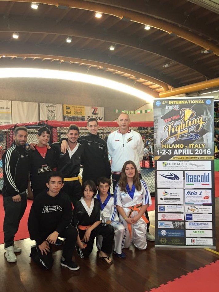 Circuit Fight Lombardia