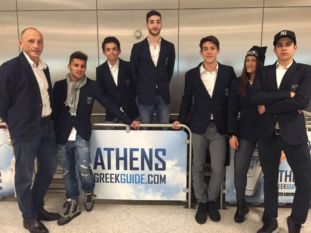 Athens Challenge