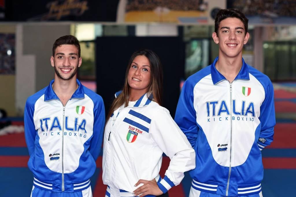 KBA con 3 Azzurri Senior ai prossimi Campionati Europei