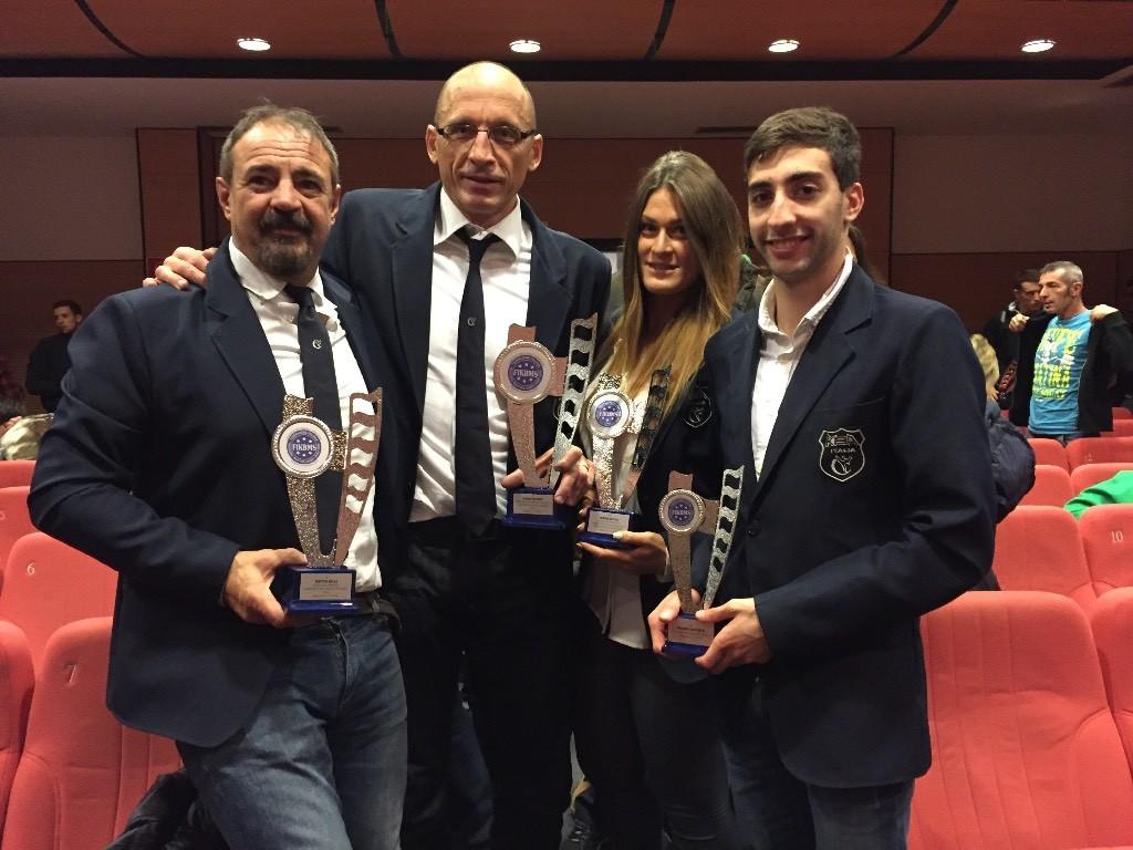 Premiazioni atleti Lombardi