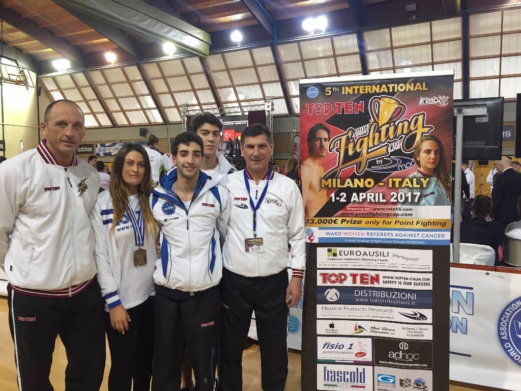Campionati Europei di KICKBOXING