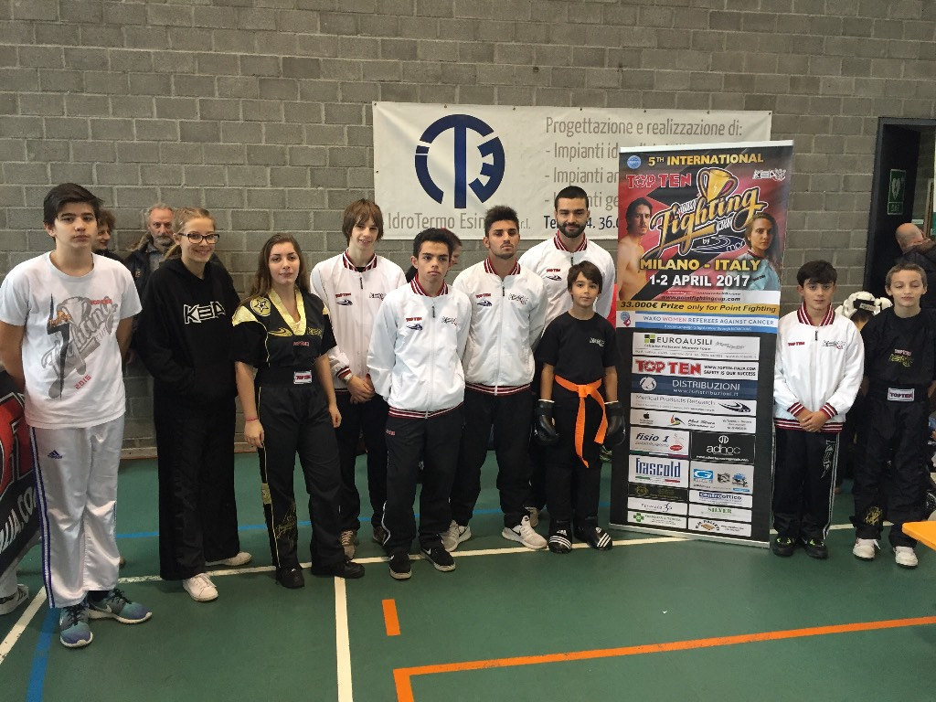 Kickboxing – 2°Circuit Fight Lombardia