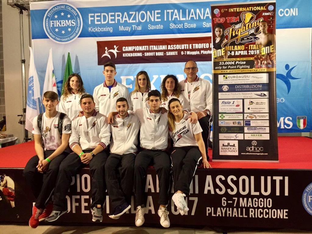 Campionati Italiani Kickboxing