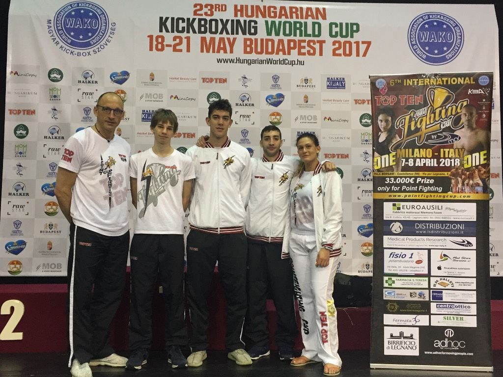 Kickboxing World Cup Budapest