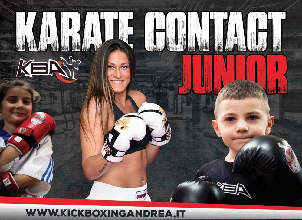 INIZIO CORSI KARATE CONTACT e KICKBOXING JUNIOR
