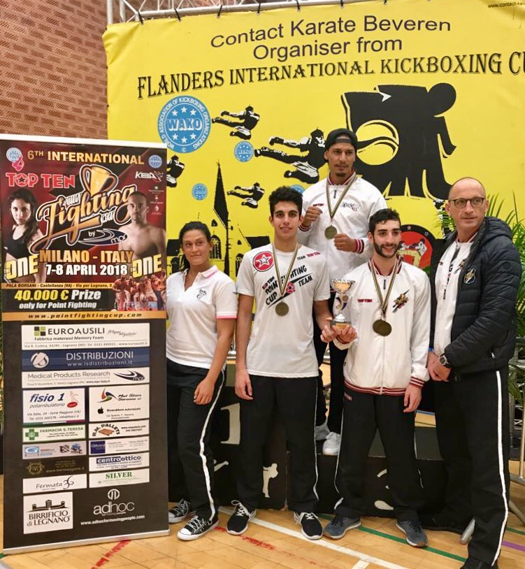 International Kickboxing Flanders Open