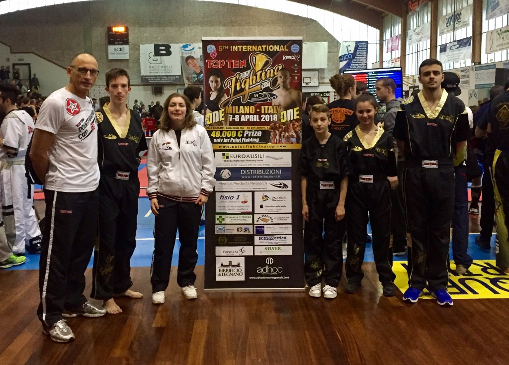 Kickboxing Circuit Fight Lombardia