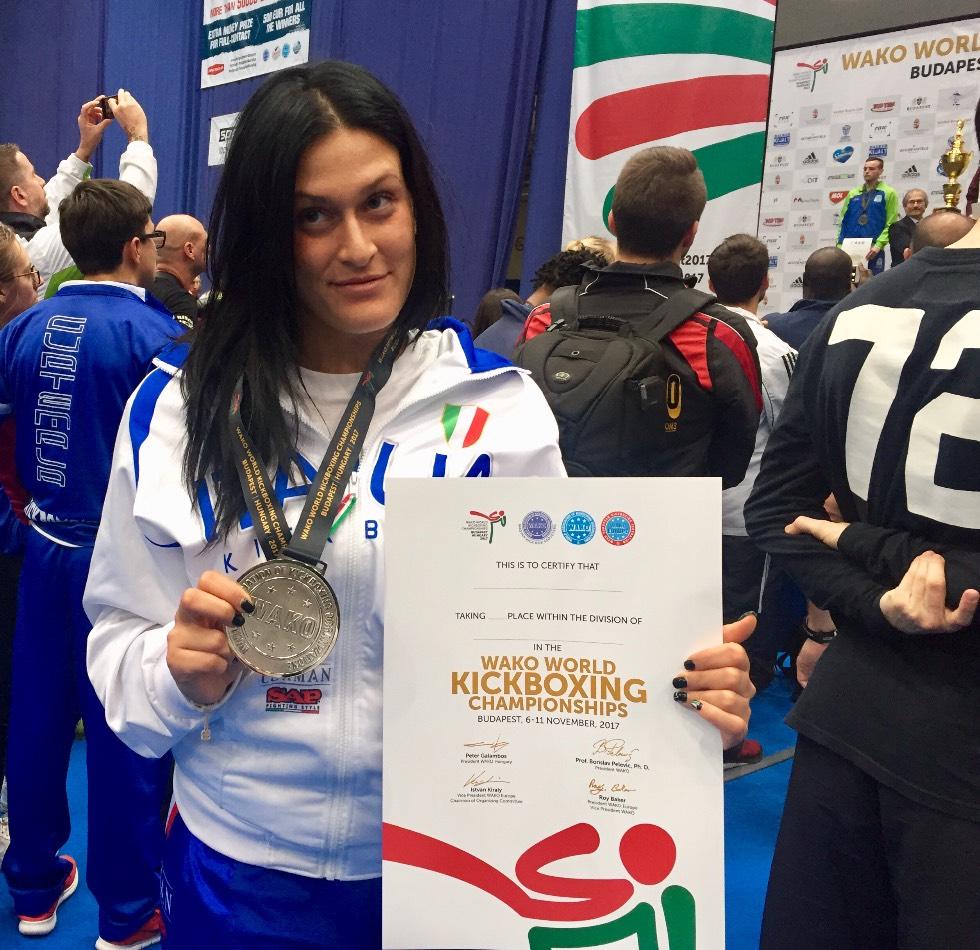 Campionati Mondiali Kickboxing