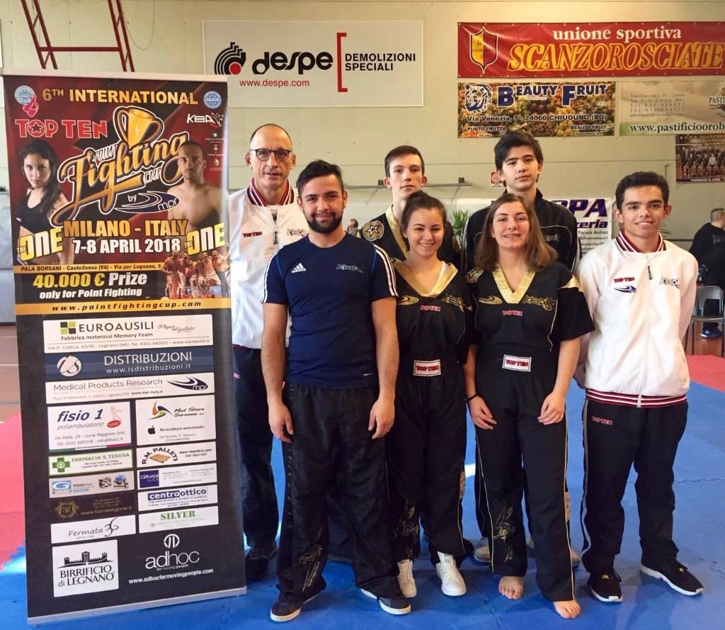 Campionato Regionale Kickboxing