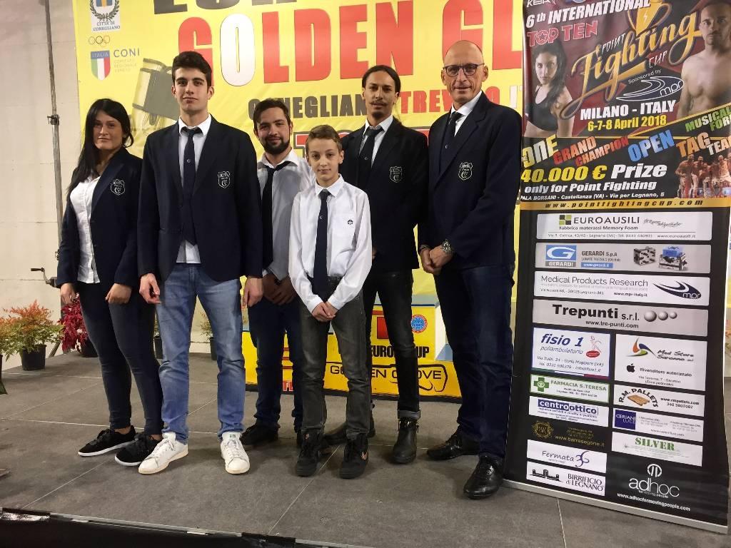Coppa Europa Kickboxing