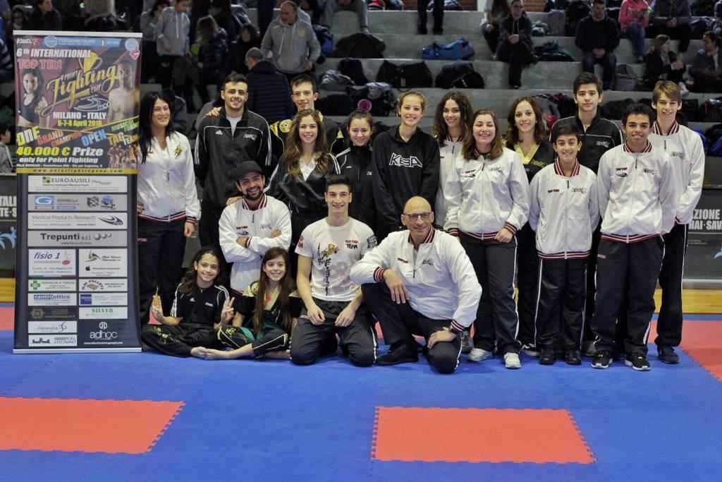 1°Campionato Interregionale di Kickboxing