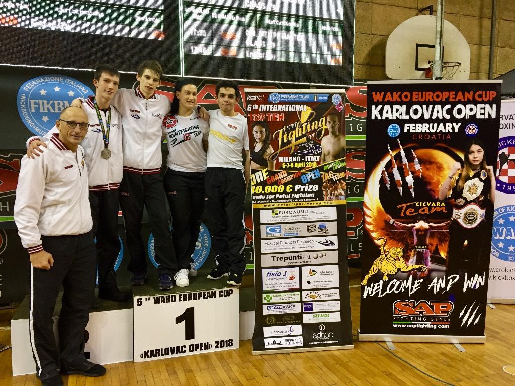 Kickboxing Coppa Europa