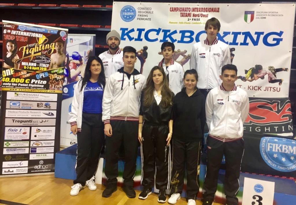 2*Campionato Interregionale di Kickboxing