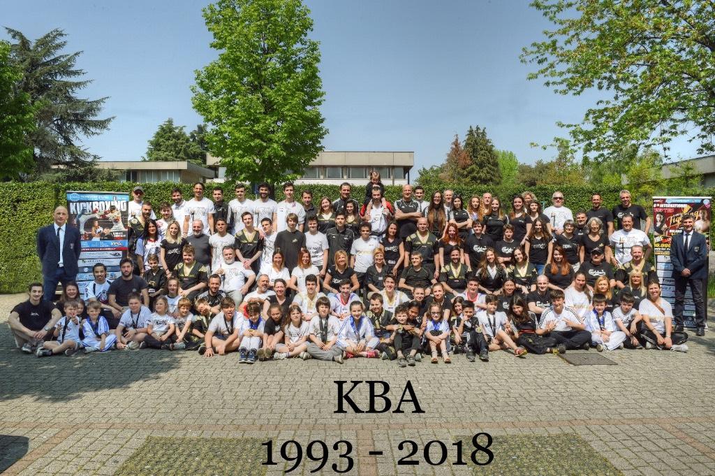 KBA 1993 – 2018